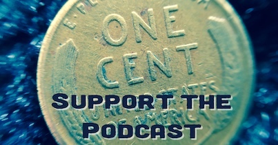 Support the podcast by becoming a patron!